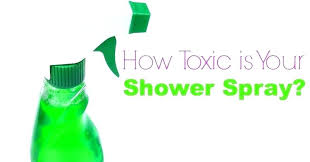 method shower spray wonderful daily cleaner homemade nontoxic safe refill