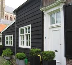 Small Picture Beautiful Black Houses A1z4935 Iranews Color Buzz Paint Blog House