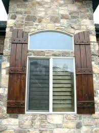 exterior window shutter styles exterior window shutter ideas rustic window shutters exterior wooden shutters best ideas exterior window shutter