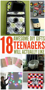 18 diy gifts teenagers will actually like