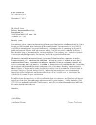 Download Management Consulting Cover Letter Samples
