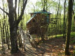 The Curious TreehouseTreehouse Lake District