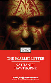 Scarlet Letter Book Cover The Scarlet Letter Book By Nathaniel Hawthorne Official
