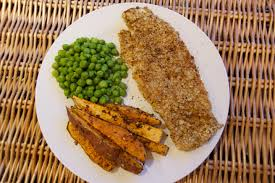 Healthy Fish & Chips Recipe – Nics ...