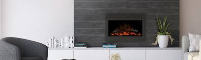 create warmth ambience electric fireplaces