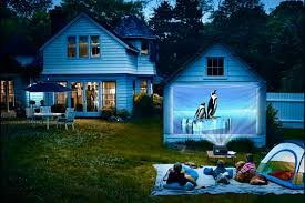 outside projector brilliant elite screens yard master 200 outdoor projection screen you throughout 8
