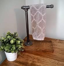hand towel hanger. Contemporary Hanger Towel Rack Towel Bar Holder Rod Hand By LocustAndPlum On Hand Hanger T