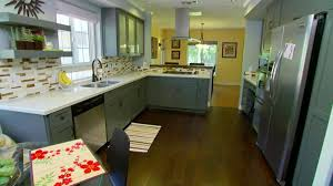 Renovated Kitchen Kitchen Makeover Pictures Kitchen Remodeling And Design Ideas Hgtv
