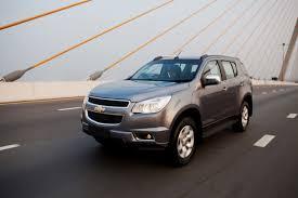 Chevrolet Trailblazer Update For Thailand | GM Authority
