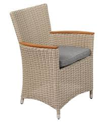 Royal teak collection oyster bay dining chair