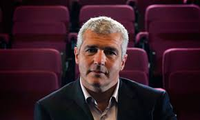 Stephen Moore, chief executive of Medicinema. 'If you're a charity you have to be incredibly charming or pushy.' Photograph: Graham Turner for the Guardian - Stephen-Moore-chief-execu-007