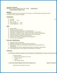 Resume For Kitchen Hand Objective For Resume Kitchen Kitchen Hand