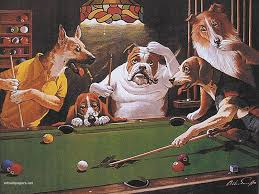 dogs playing a friend in need cassius marcellus coolidge art artsy and artsy sy
