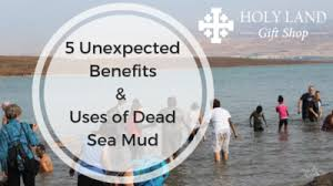 5 unexpected benefits and uses of sea mud