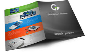 Brochure Design Samples Brochure Design Samples Galaxywing It Solutions