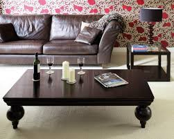 oriental coffee tables solid teak black lacquered ash