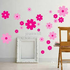 tc1027 flower wall decal sticker girl room nursery wall decor kids wall art stickers decals 33x60cm the wall stickers tinkerbell wall stickers from jeanwill  on flower wall art for nursery with tc1027 flower wall decal sticker girl room nursery wall decor kids