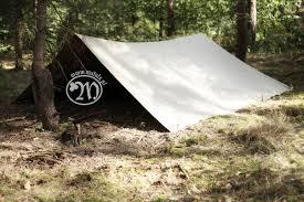 Mini tarp, single-person shed - fustain - Matuls