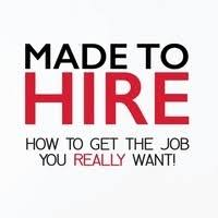 Book Launch Made To Hire How To Get The Job You Really