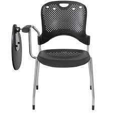 stock 20505 balt 34745 4 pack circulation tablet arm chair black