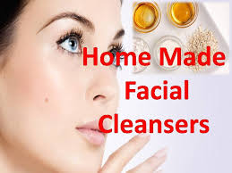 homemade cleansers for dry oily normal skin home made natural face cleansers you