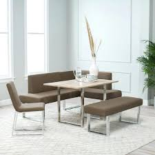 l shaped kitchen table sets charming l shaped dining bench in wow space saving corner breakfast