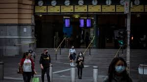 Melbourne's lockdown ranks among the toughest in the world. Coronavirus Lockdown Photos In Australia And Around The World New Zealand Sweden India Brazil Melbourne Victoria Usa China Uk Spain Australia