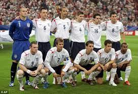 منتخب انجلترا 2006، لم يتمكن من تحقيق... - الهداف - Elheddaf