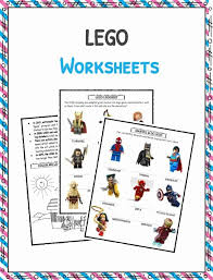 In addition, the kid is carried away and does not bother his mother while she does her business. Lego Fun Facts Worksheets Historical Information For Kids