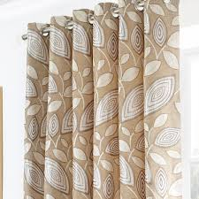 eyelet ring top curtains