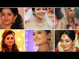 malam actress wedding makeup hairestyle film actress bridal makeup braidal makeup for malam