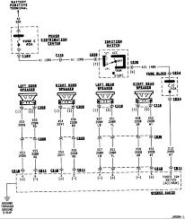 speaker wiring colors for 1995 dodge dakota sport