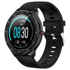 Makibes Z06 Smartwatch 1.3 Inch <b>TFT Screen</b> IP67 <b>Waterproof</b> ...
