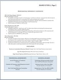 Store Owner Resume Examples Retail Store Owner Resume Resume For Study 19