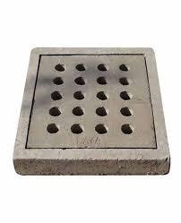 modern tiles concrete pavers drain cover