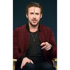 ryan gosling suede er jacket