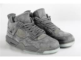 jordan 4 kaws. kaws x air jordan 4 men sneakers kaws a