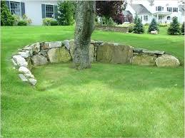 retaining walls around trees retainer wall block