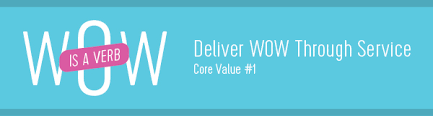 The Zappos Family Core Values