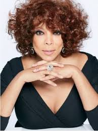 Wendy Williams Size Chart Wendy Williams Auburn Short Curly Synthetic Hair Wig