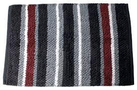 modern bath mats knight stripe rug modern bath mats all modern bath mats