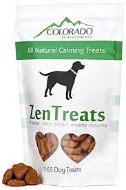 Zen Treats – The All-Natural, Anti-Anxiety, Hemp Extract Dog Treats ...