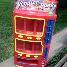 Candy Bar Vending Machine