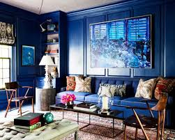 ... Room Modern Blue Accent Chairs Living Blue Living ...