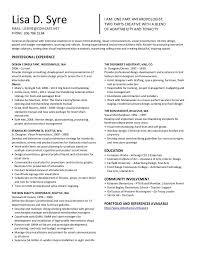 Merchandising Resume Visual Merchandiser Resume Elegant Resume Visual Presentation
