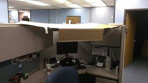 office cubicle roof. Michigan - Cubicle Roof | By Darrell Harden Office E