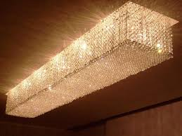 image of amazing crystal ceiling light designs
