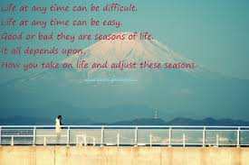 Seasons Of Life Quotes Fascinating Seasons Of Life HealthyThoughts The Mind Is Everything