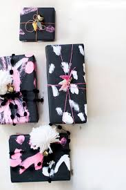 Hand Painted Wrapping Paper Wraps Gift And Wrapping Papers