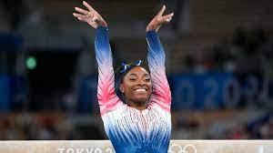 Simone Biles wins bronze on balance ...
